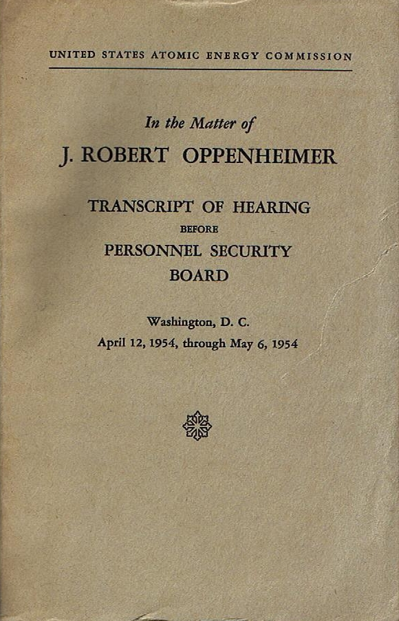 a literary analysis of the testimony of j robert oppenheimer by ai The first and the best free dating site for expats in germany find and meet other expats in germany register for free now.