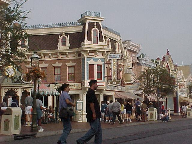 The Creation of Disneyland