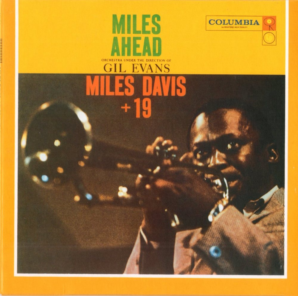Miles Ahead front