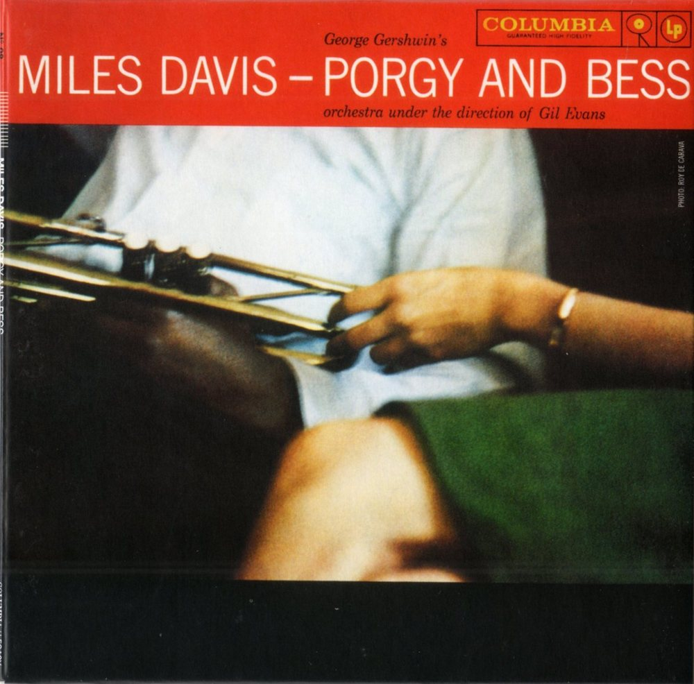 Porgy and Bess front