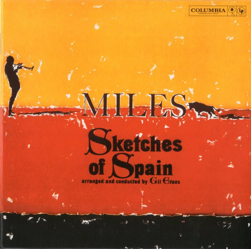 Sketches of Spain front
