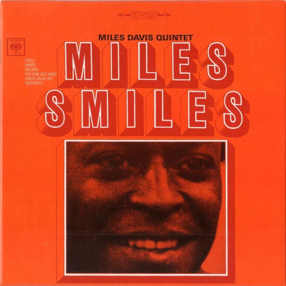 Miles Smiles front