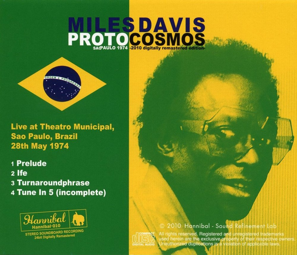 Protocosmos: Sao Paulo...